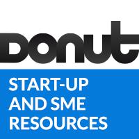 Start-up Donut logo