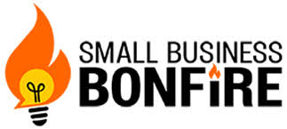 small business bonfire logo
