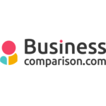 business comparison logo